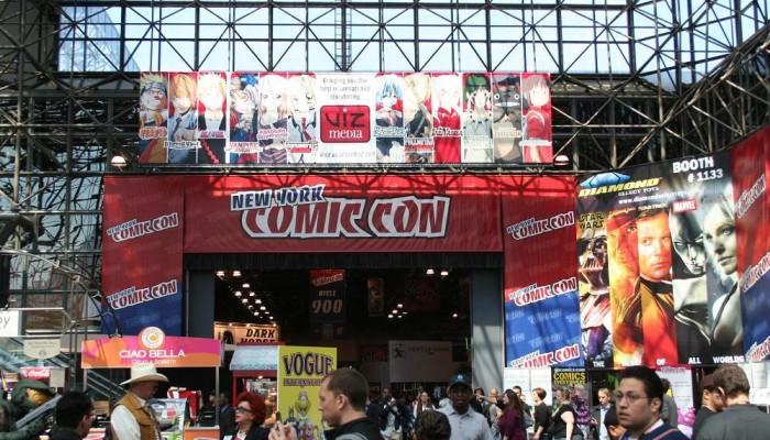 ComicCon NY